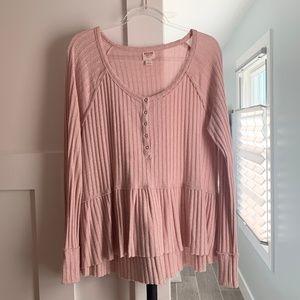 Target Henley Sweater